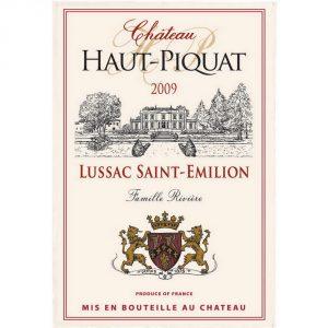 Chateau Haut Piquat - Bordeaux Collection - Torchons & Bouchons Kitchen Towel