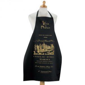 Chateau D'issan - Bordeaux Collection - Torchons & Bouchons Apron