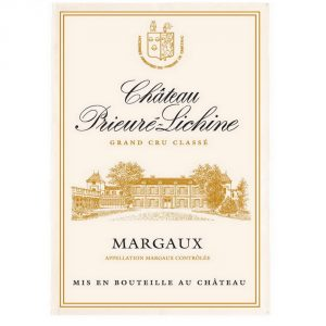Chateau Prieure Lichine - Bordeaux Collection - Torchons & Bouchons Kitchen Towel