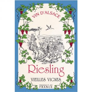 Riesling - Alsace Collection - Torchons & Bouchons Kitchen Towel