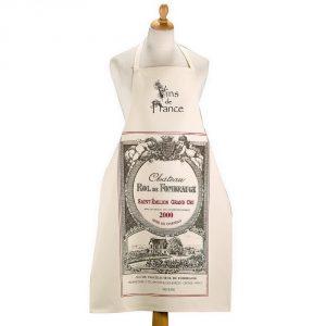 Rol De Fombrauge - Bordeaux Collection - Torchons & Bouchons Apron