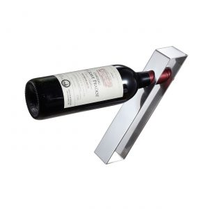 Bellet Stainless Steel Wine Bottle Holder